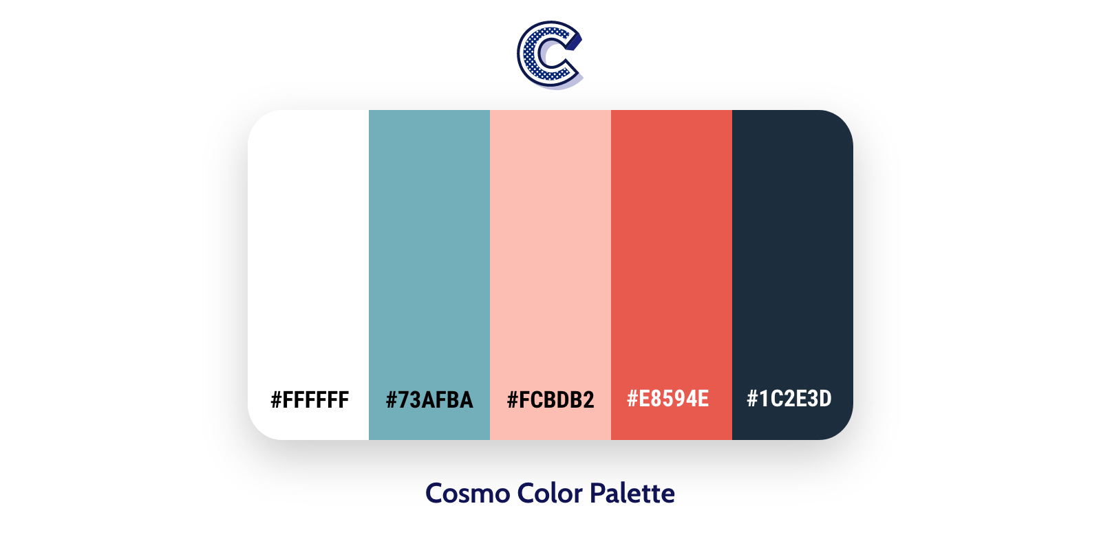 the featured of cosmo color palette