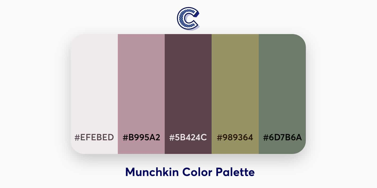 the featured image of munchkin color palette