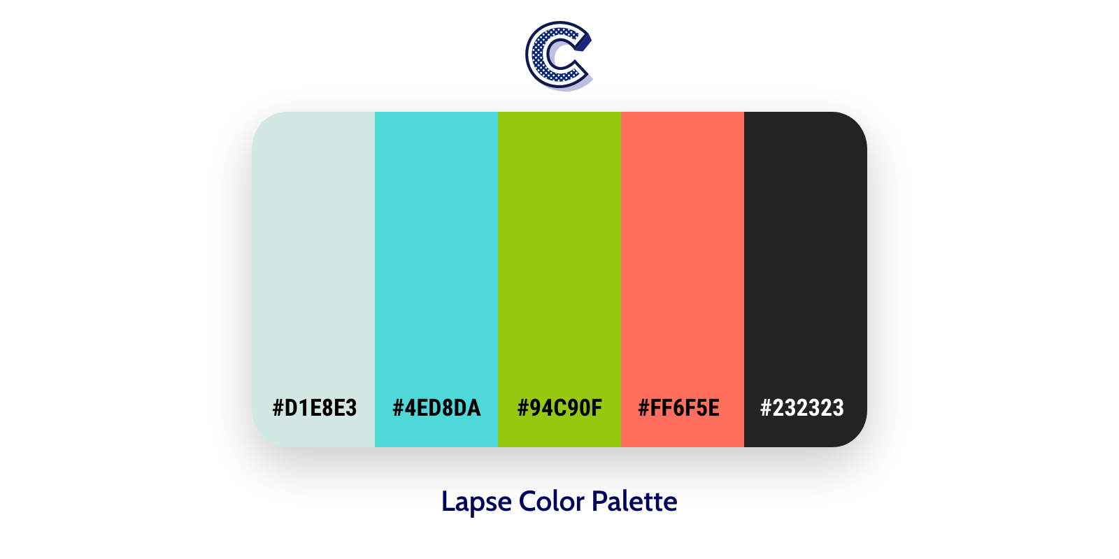 the featured image of lapse color palette