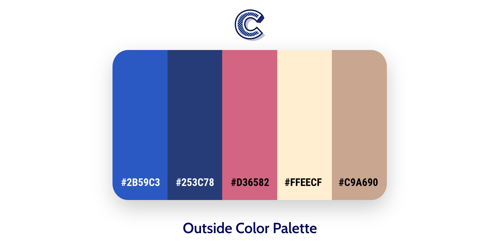 the featured image of outside color palette