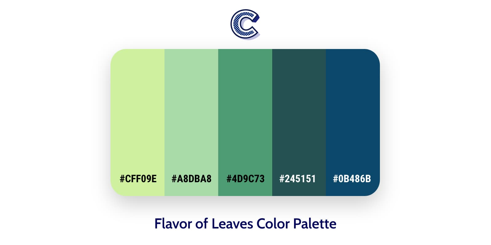 the features image of flavor of leaves