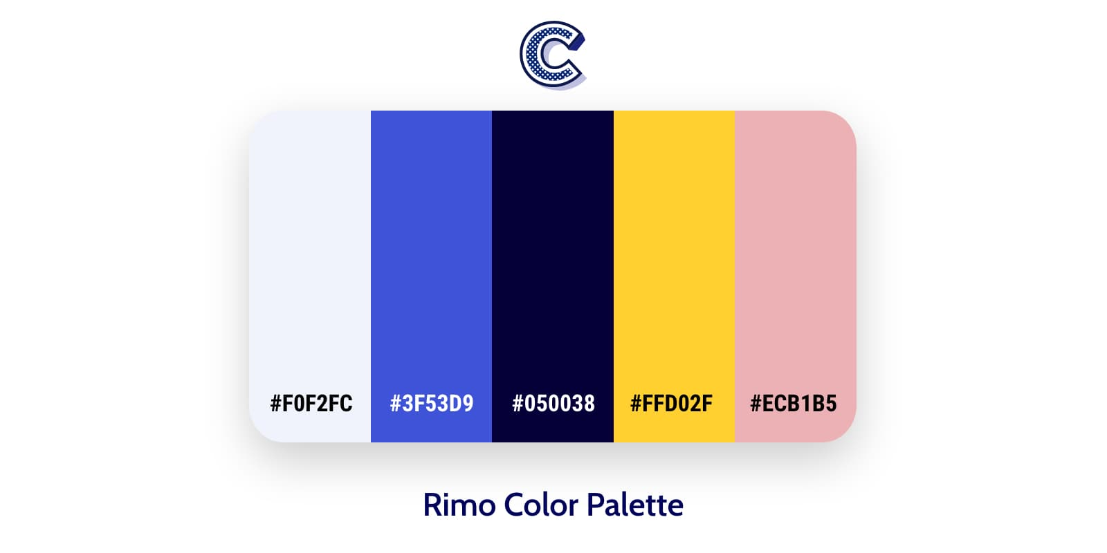 the featured image of rimo color palette