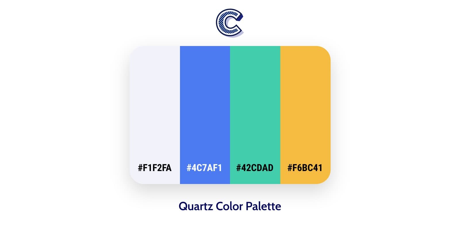 the featured image of quartz color palette