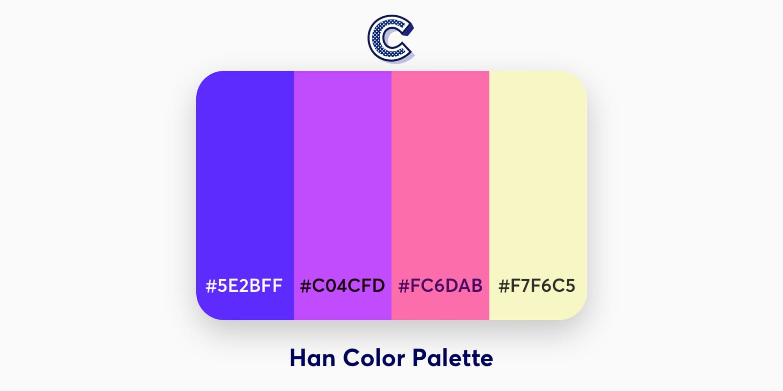 the featured image of han color palette
