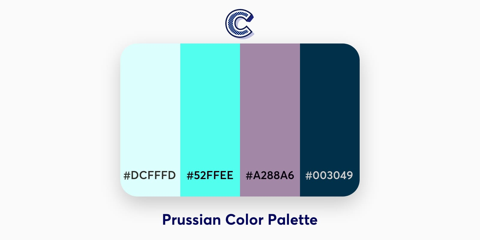 the feautured image of russian color palette